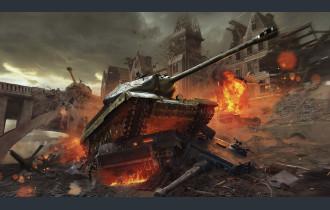 Аккаунт World of Tanks от 25.000 Боев