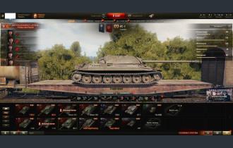World of Tanks Аккаунт с 10 лвл и привязками №080