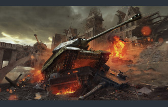 Аккаунт World of Tanks от 15.000 Боев