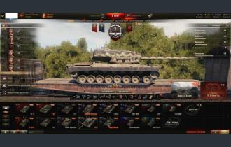 World of Tanks Аккаунт с 8 или 9 лвл и привязками №50